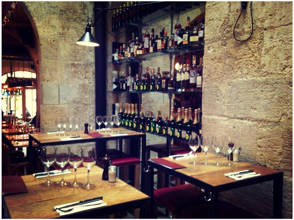 Restaurant lecarreau verylittletips voyage bordeaux berlin et copenhague - Restaurant le carreau bordeaux ...