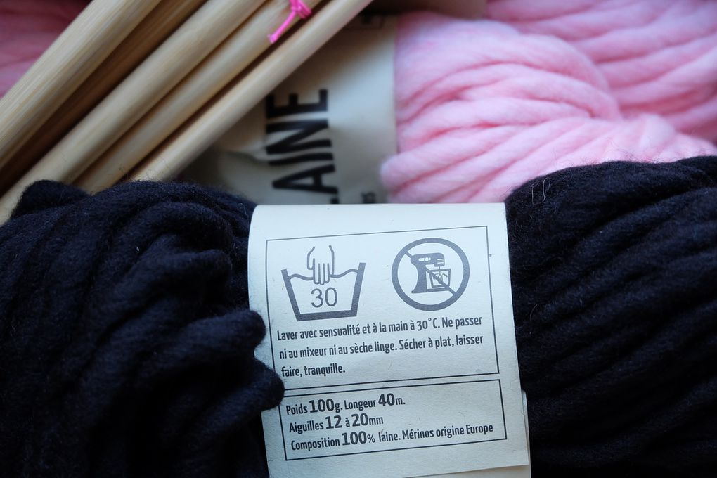 Ma commande Peace And Wool
