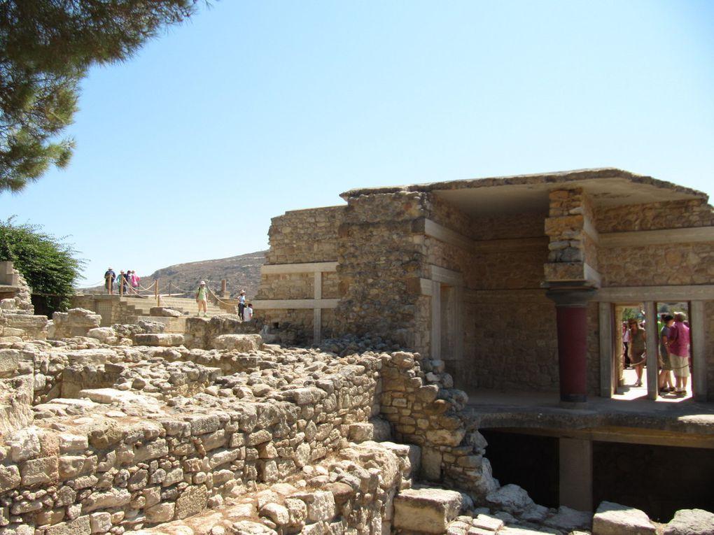 Carnet de voyage : Crète, partie Est