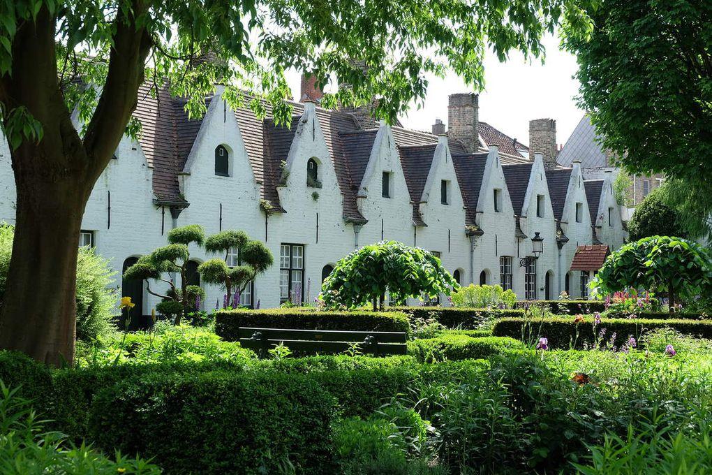 Bruges - Maisons-Dieu