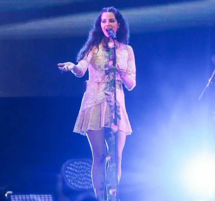 Live : Lana Del Rey au festival &quot&#x3B;Kraków&quot&#x3B;, en Pologne (19/08/2017)