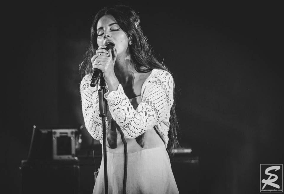 Live : Lana Del Rey au Santa Barbara Bowl de Santa Barbara, USA (08/09/2017)