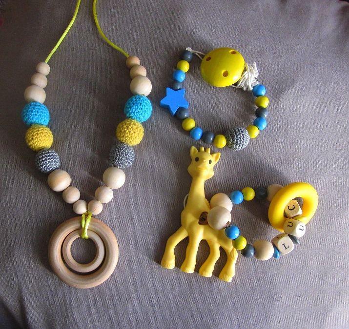 Odibulles, colliers de portage &amp&#x3B; allaitement