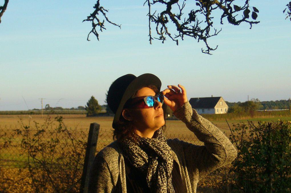ShinyWood mes lunettes en bois tendance