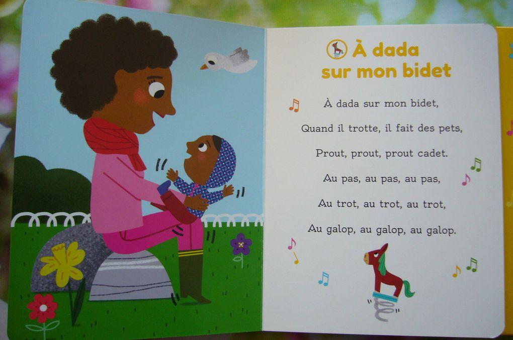 Écoute et chante avec les Éditions Lito