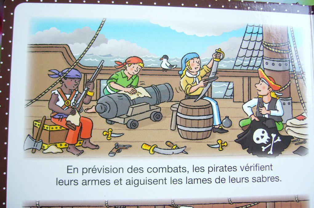 L'imagerie des tout-petits : Les pirates avec les Editions Fleurus