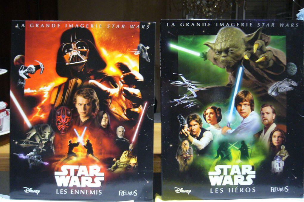 La grande imagerie Star Wars - Editions Fleurus