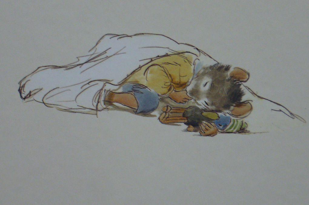 Ernest et Célestine - Le journal de mon bébé - Editions Casterman -