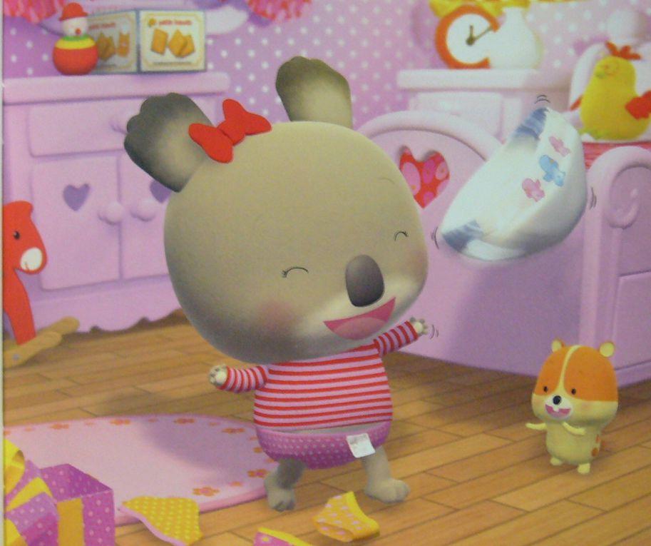 La collection Bébé Koala avec les Editions Hachette Jeunesse