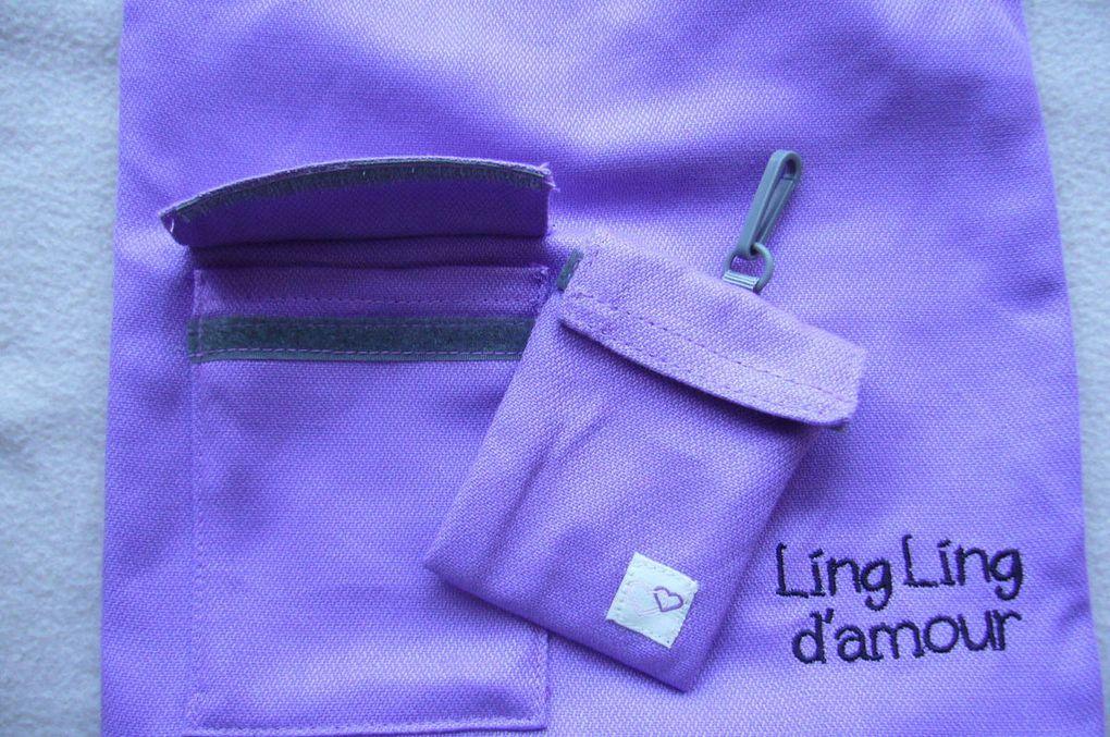 Ling Ling d'Amour, mon test sur le portage avec le P4
