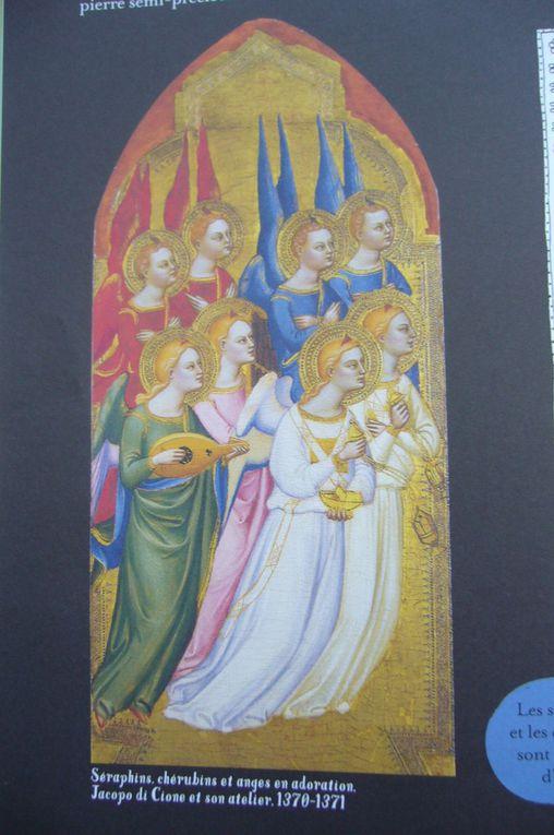 Tableaux choisis à colorier - Livre d'activité coloriage - Editions Usborne