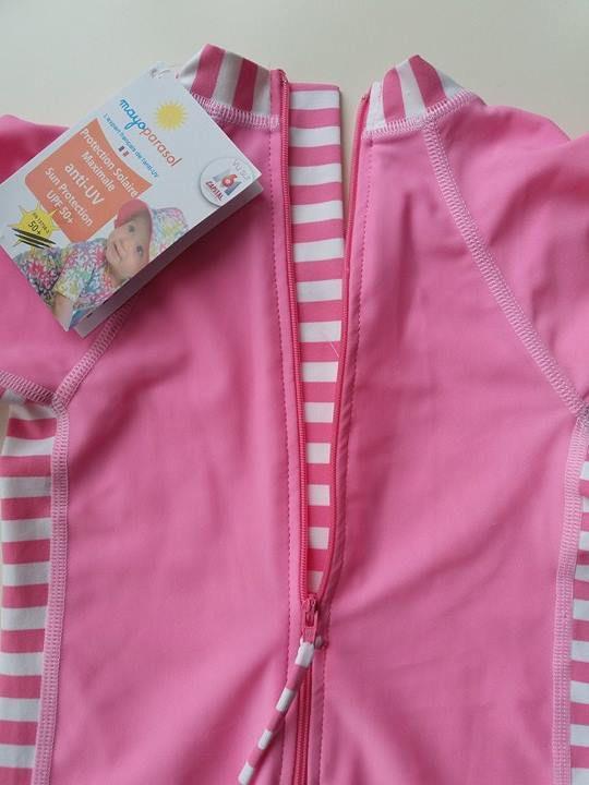 Protégez vos enfants avec les vêtements anti UV Mayoparasol !
