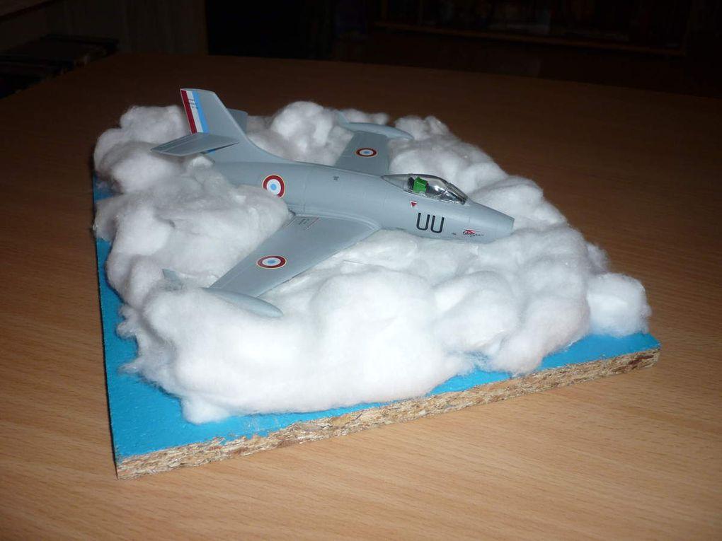 MD 450 OURAGAN dans les nuages de chez Heller