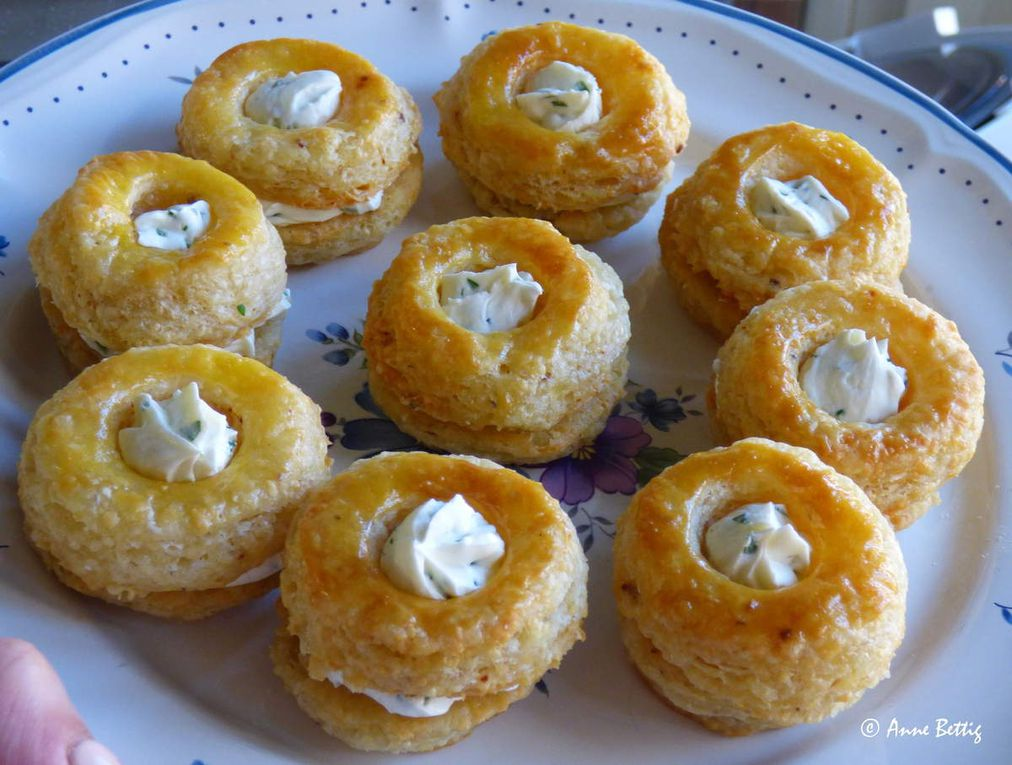 Biscuits tendres tout fromage