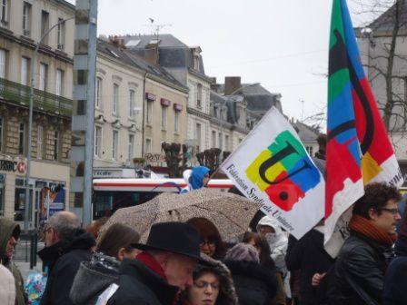 La manifestation du 9 mars 2016 en image