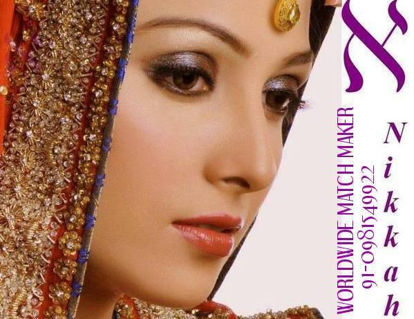MUSLIM BRIDES GROOM FOR MARRIAGE 91-09815479922 INDIA &amp&#x3B; ABROAD