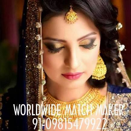 NO 1 MARRIAGE BEUREAU IN INDIA &amp&#x3B; ABROAD 91-09815479922 FOR ALL CA