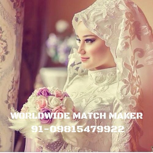 MUSLIM MATRIMONIAL SERVICES 09815479922 INDIA- USA- CANADA- EUROPE- AUSTRALIA-DUBAI-MIDDLE EAST-EGYPT