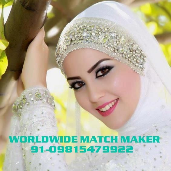 (36)AFFLUENT MUSLIM MUSLIM BRIDES &amp&#x3B; GROOM FOR MARRIAGE 09815479922 INDIA &amp&#x3B; ABROAD