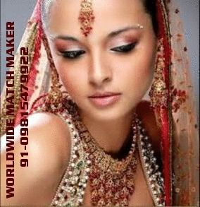 NO 1 AGGARWAL BANYIA MARWARI BRIDES &amp&#x3B; GROOM FOR MARRIAGE 09815479922 INDIA &amp&#x3B; ABROAD