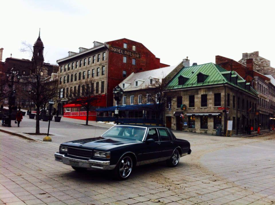 Vieux Montréal ! ��