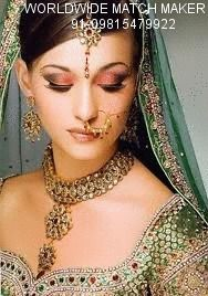 (42)JATTSIKH JATTSIKH BRIDES &amp&#x3B; GROOM FOR MARRIAGE 09815479922 DELHI MUMBAI BANGLORE HYDERABAD TRYCITY &amp&#x3B; ABROAD