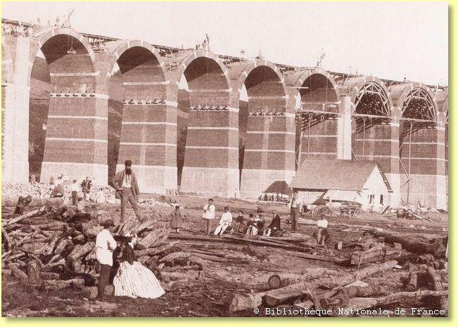 Patrimoine : le viaduc de Lanespède
