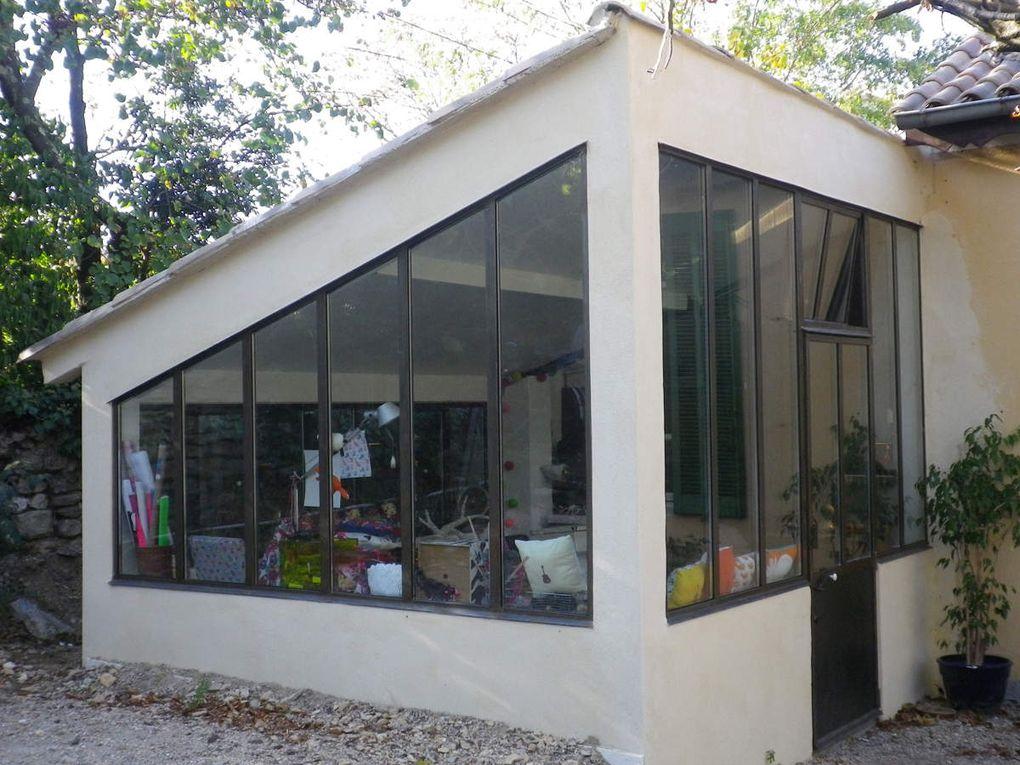 les fenetres noires donnent du style en interieur exterieur ateliers 972. Black Bedroom Furniture Sets. Home Design Ideas