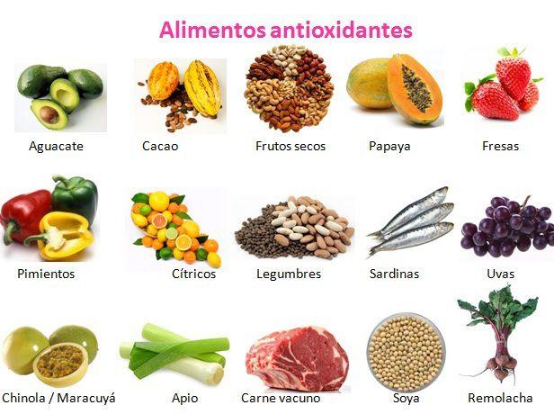 Beneficios de los antioxidantes en la fibromialgia y la fatiga crónica