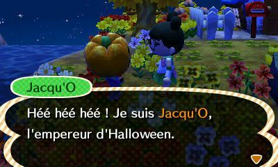 ANIMAL CROSSING HALLOWEEN