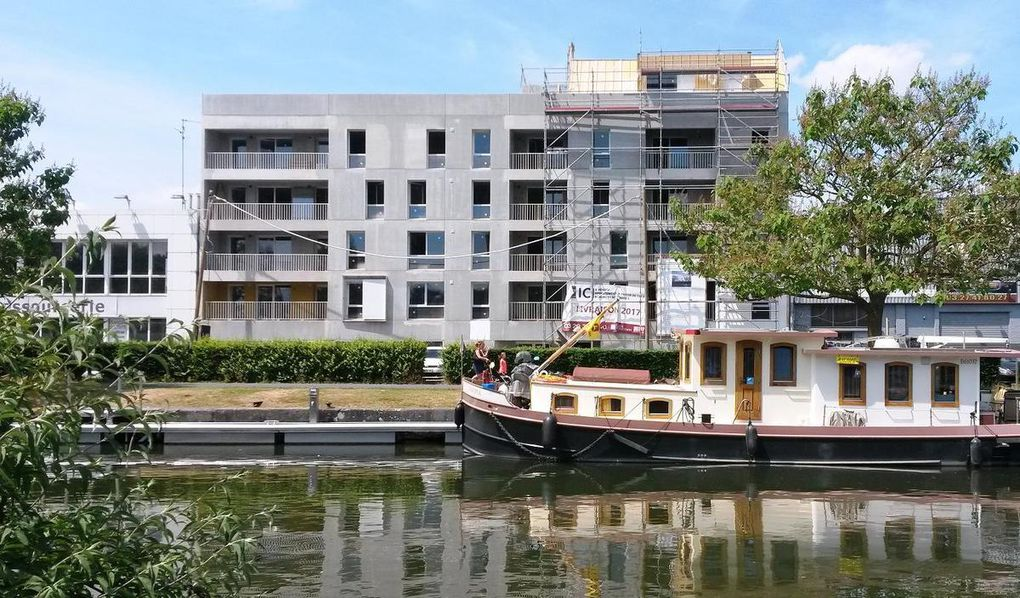 Appartements neufs de 2 à 4 pièces -  à partir de 135 000 € - Livraison et Loi Pinel 2017 - Valenciennes Quai 17 -