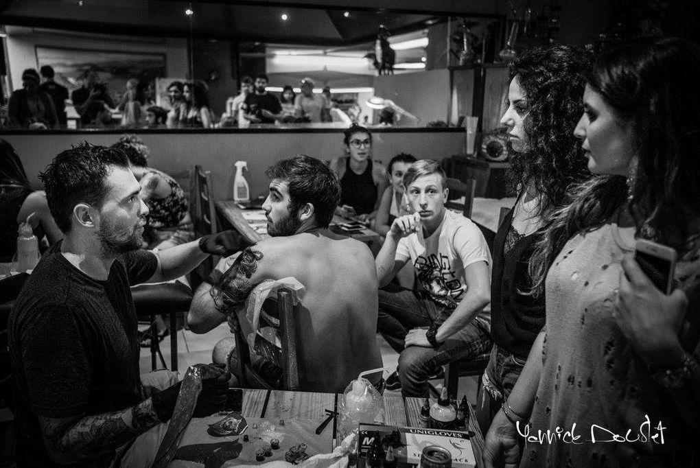 France - Corse. Yannick Doublet photographe. Un week-end au Banana's. A voir.
