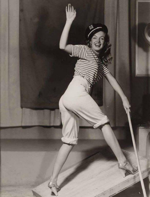 USA. Marilyn Monroe comme vous ne l'avez jamais vue, en photos totalement inédites !