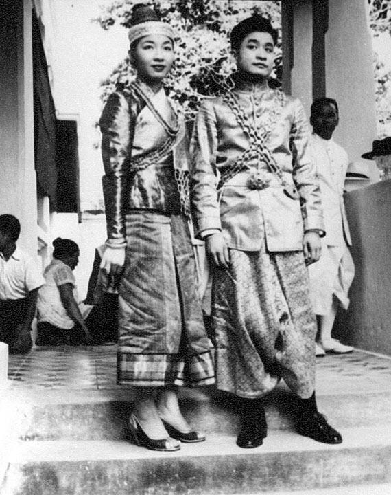 Wedding of Tiao Savivanh Savang