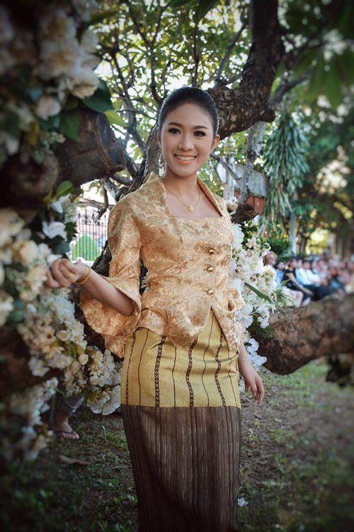 Lao Designer Nithaya Somsanith