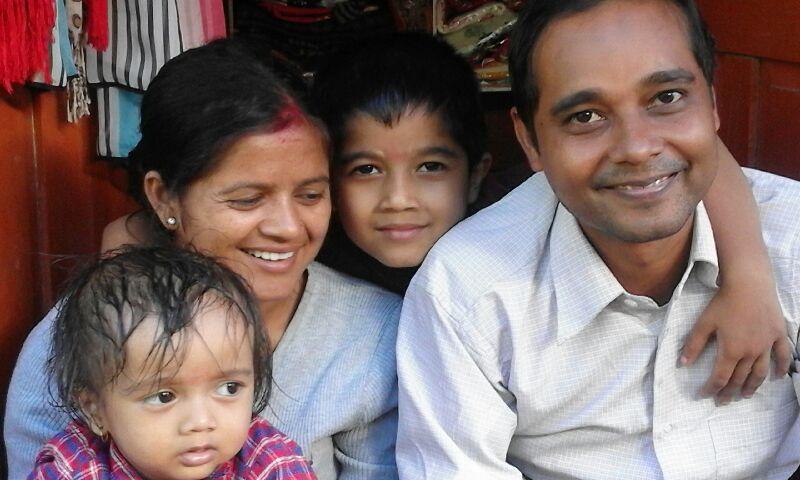 Magnifiques moments partagés lors de rencontres quotidiennes avec les habitants des hameaux traversés.