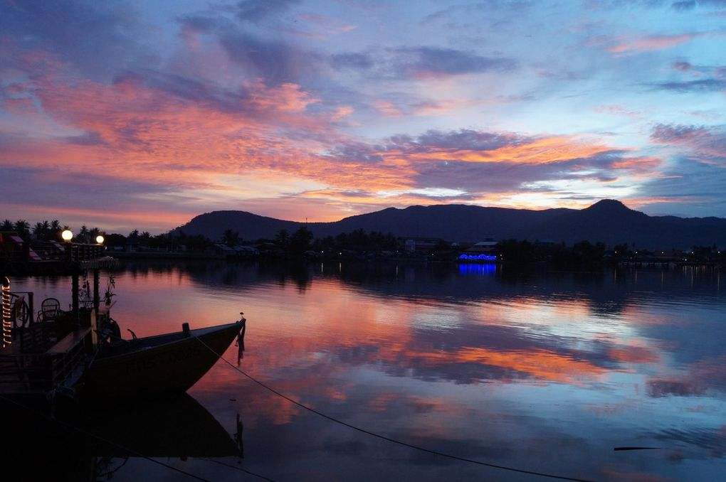 Stage Cambodge [7] : Du calme, du poivre, du crabe, et de la pluie
