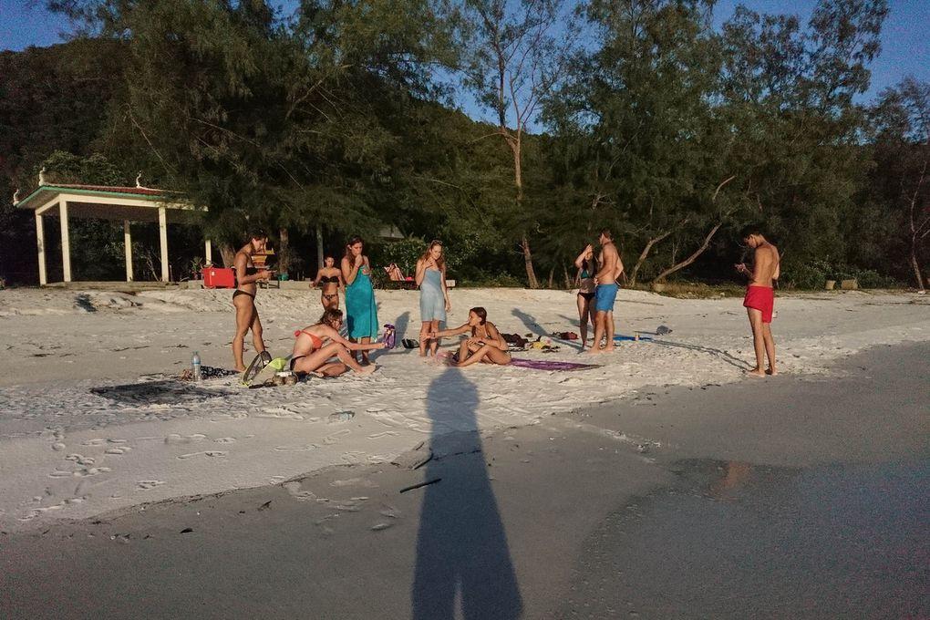Stage Cambodge [10] : Routine et paradis