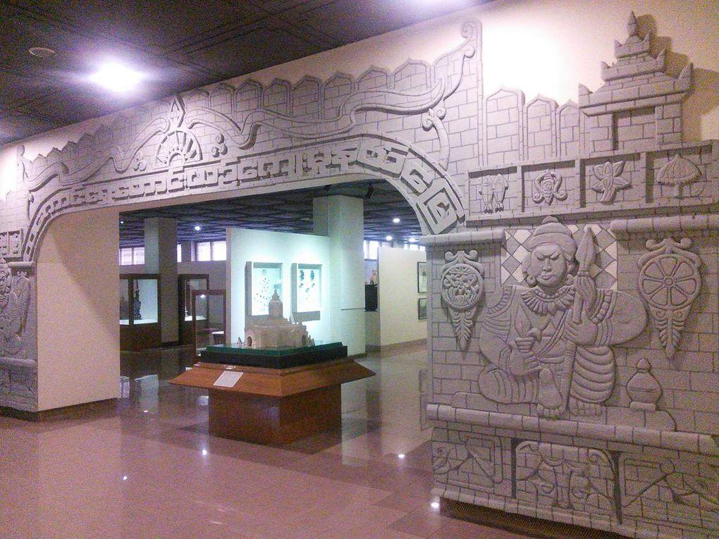 Quelques objets du musée