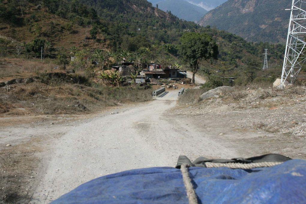 Trek au Népal : jour 1