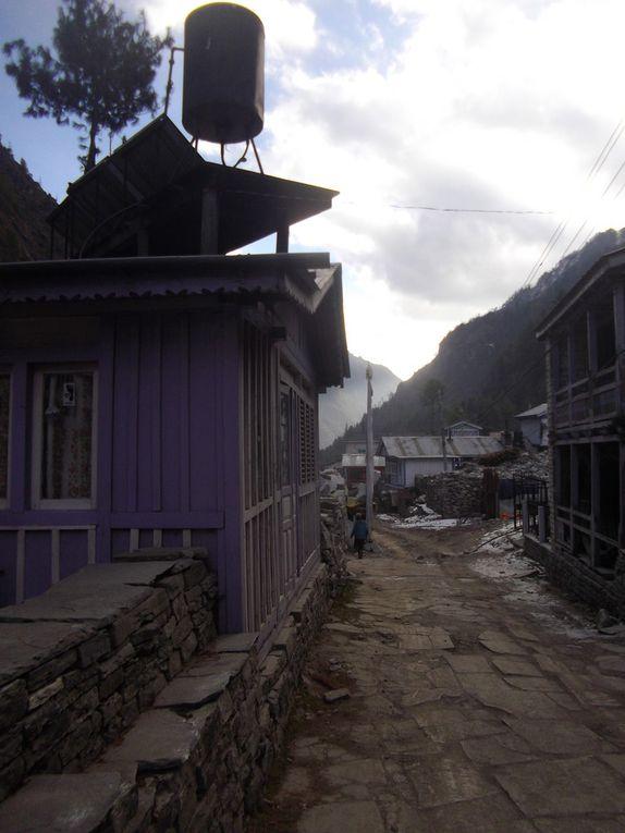 Trek au Népal: Jour 8