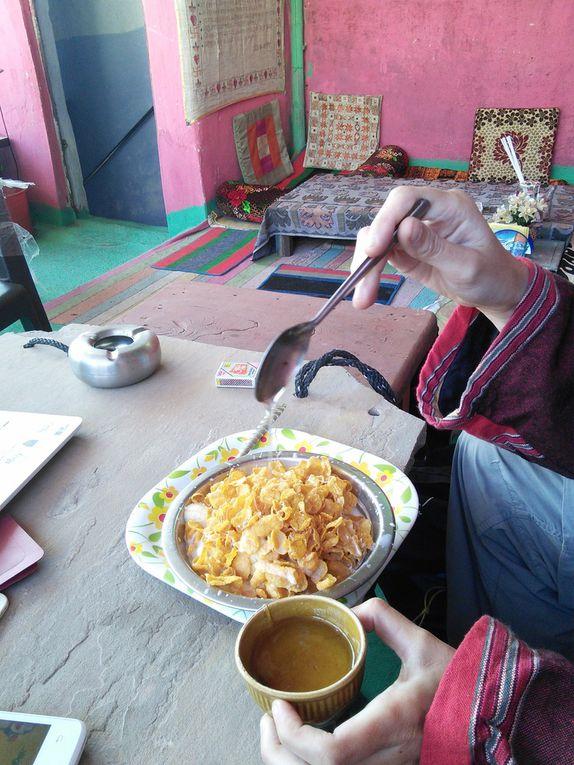 quelques plats dans Bundi