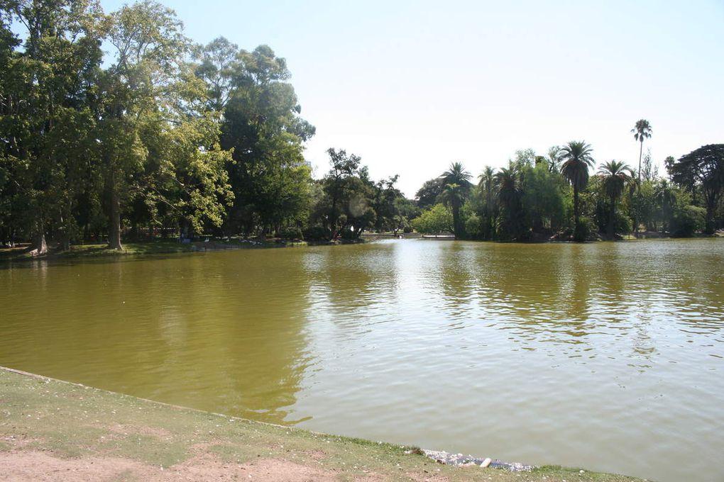 les parcs et jardins