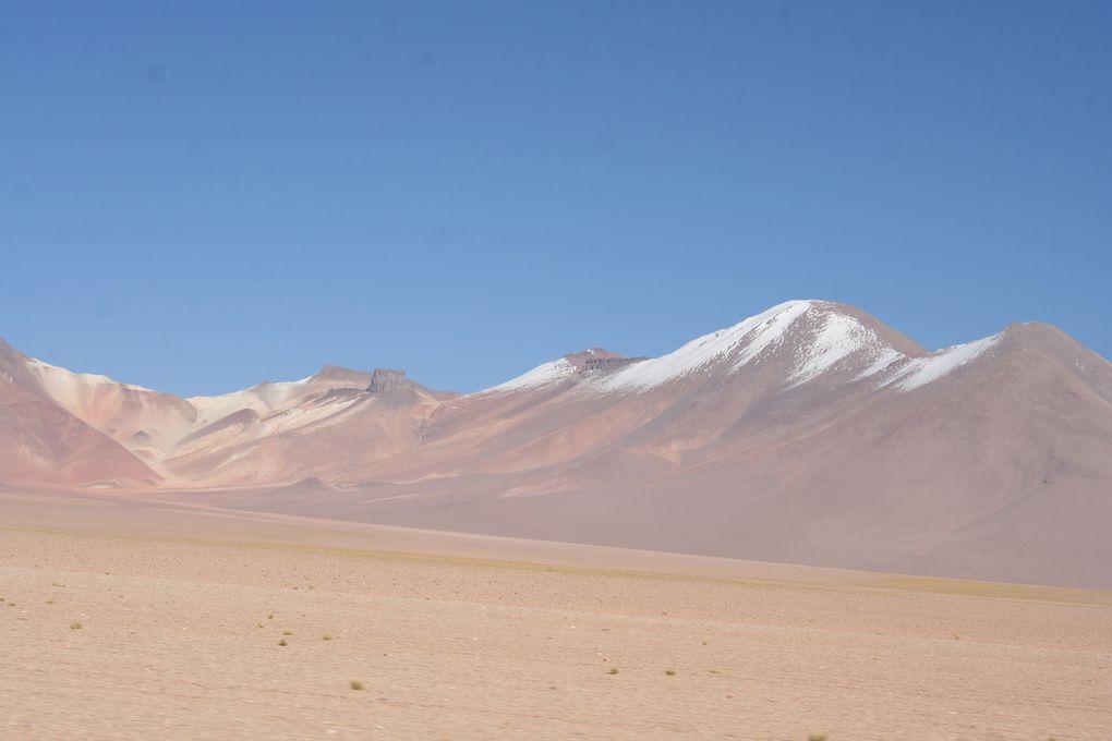 Bilan: Bolivie