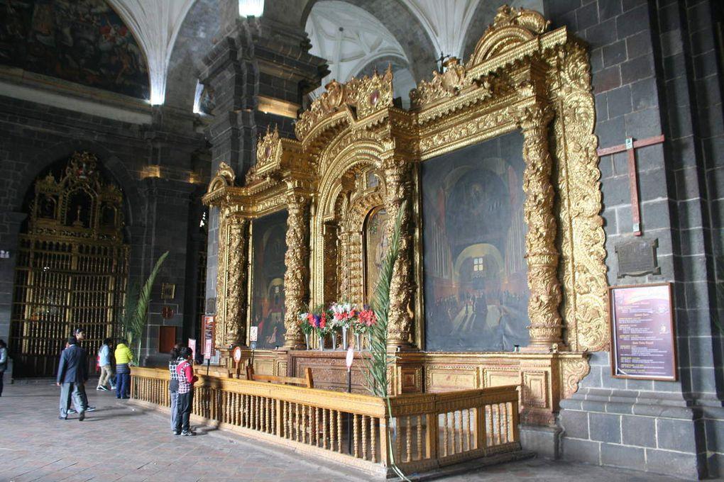 Églises de Cuzco