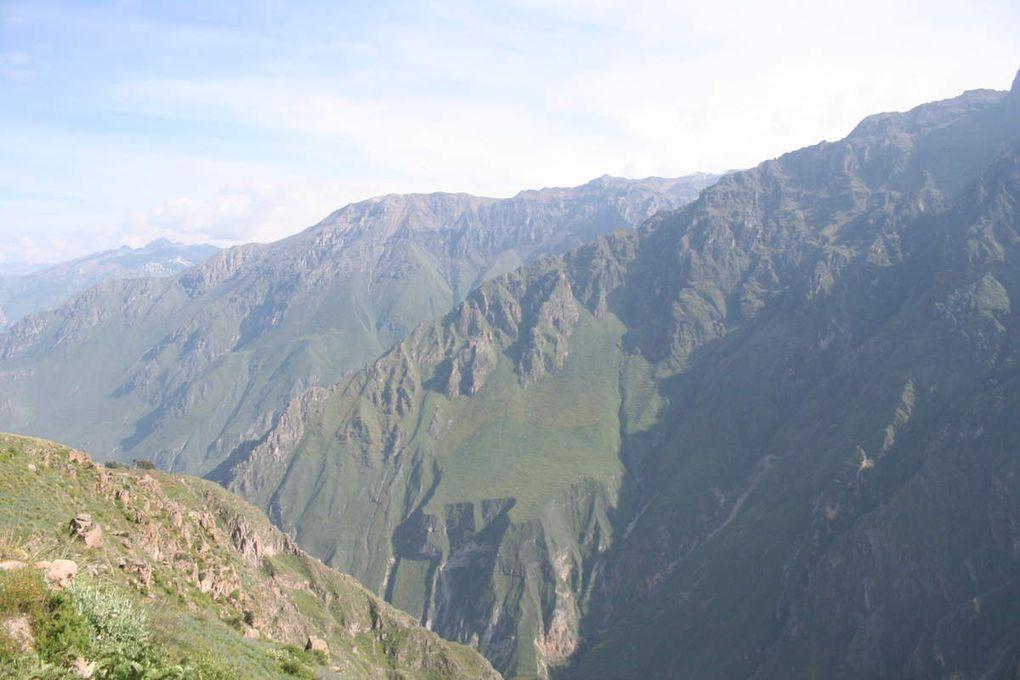 Le canyon del Colca