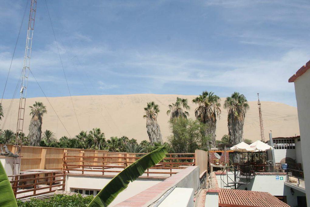 L'oasis de Huacachina, petit paradis