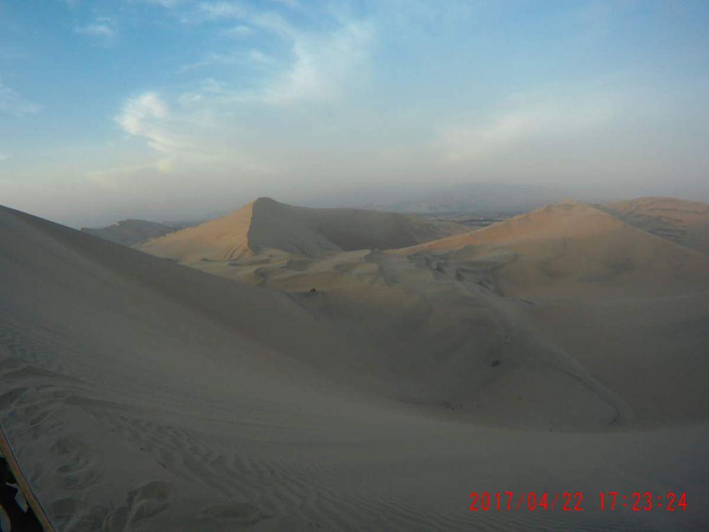 """""""petites"""" descente de dune"""
