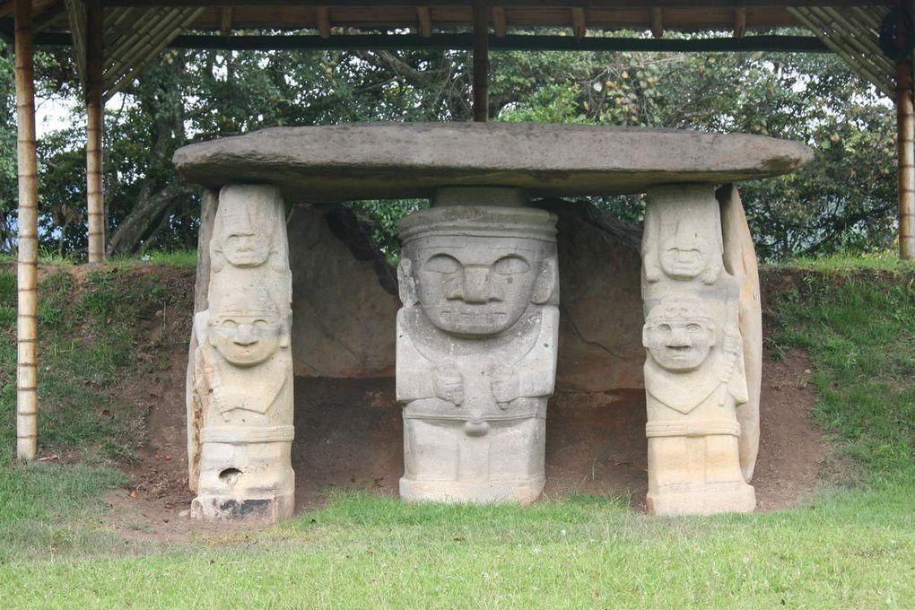 Encore des statues