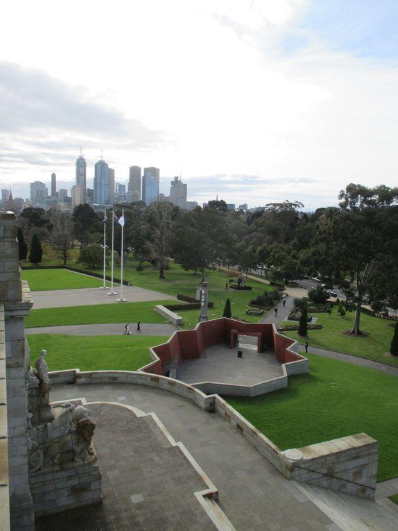Une balade dans Melbourne